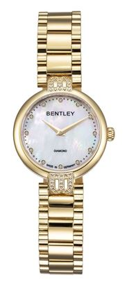 <p>D&ograve;ng sản phẩm: Bentley Classic</p> <p>Xuất xứ: Đức</p> <p>Chất liệu vỏ: to&agrave;n bộ th&acirc;n vỏ v&agrave; d&acirc;y đeo bằng th&eacute;p kh&ocirc;ng gỉ.</p> <p>Chất liệu k&iacute;nh: K&iacute;nh sapphire</p> <p>K&iacute;ch thước: 30mm</p> <p>Kiểu m&aacute;y:&nbsp;Miyota-GL20</p> <p>Độ chịu nước: 30m</p>