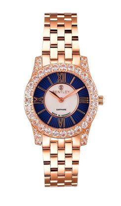 <p>D&ograve;ng sản phẩm: Bentley&nbsp;Muse</p> <p>Xuất xứ: Đức</p> <p>Chất liệu vỏ: to&agrave;n bộ th&acirc;n vỏ bằng th&eacute;p kh&ocirc;ng gỉ.</p> <p>Chất liệu k&iacute;nh: K&iacute;nh sapphire</p> <p>K&iacute;ch thước đồng hồ: 31mm</p> <p>Kiểu m&aacute;y: RONDA762</p> <p>Kiểu d&acirc;y: D&acirc;y bằng th&eacute;p kh&ocirc;ng gỉ</p> <p>K&iacute;ch thước d&acirc;y: 16x16 mm&nbsp;</p> <p>Độ chịu nước: 30m</p> <p>&nbsp;</p> <p>&nbsp;</p>