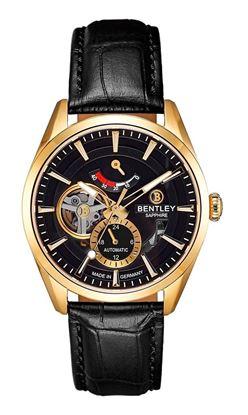 <p>D&ograve;ng sản phẩm: Bentley&nbsp;Power Move</p> <p>Xuất xứ: Đức</p> <p>Chất liệu vỏ: to&agrave;n bộ th&acirc;n vỏ bằng th&eacute;p kh&ocirc;ng gỉ.</p> <p>Chất liệu k&iacute;nh: K&iacute;nh sapphire</p> <p>K&iacute;ch thước đồng hồ: 41mm</p> <p>Kiểu m&aacute;y: EPSON-YN84A</p> <p>Kiểu d&acirc;y: D&acirc;y da</p> <p>K&iacute;ch thước d&acirc;y: 21x18 mm&nbsp;</p> <p>Độ chịu nước: 50m</p>