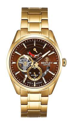 <p>D&ograve;ng sản phẩm: Bentley&nbsp;Power Move</p> <p>Xuất xứ: Đức</p> <p>Chất liệu vỏ: to&agrave;n bộ th&acirc;n vỏ bằng th&eacute;p kh&ocirc;ng gỉ.</p> <p>Chất liệu k&iacute;nh: K&iacute;nh sapphire</p> <p>K&iacute;ch thước đồng hồ: 41mm</p> <p>Kiểu m&aacute;y: EPSON-YN84A</p> <p>Kiểu d&acirc;y: D&acirc;y th&eacute;p kh&ocirc;ng gỉ</p> <p>K&iacute;ch thước d&acirc;y: 21x20 mm&nbsp;</p> <p>Độ chịu nước: 50m</p>